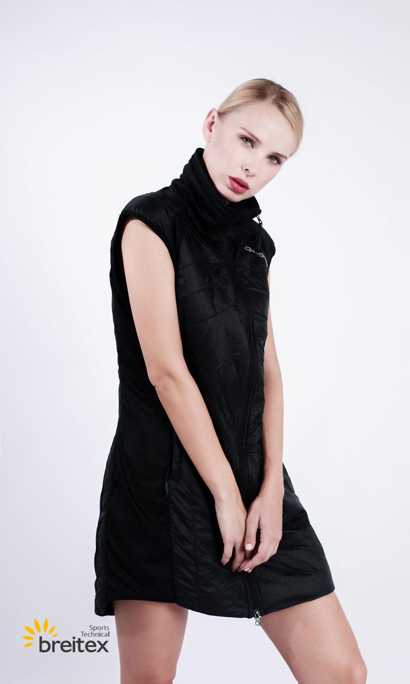 product-Breitex-winter women long sleeveless down vest-img
