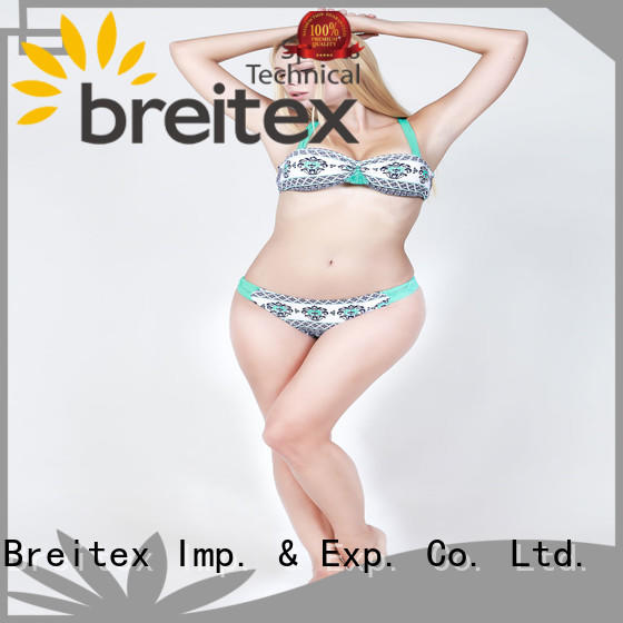 Breitex favorable price swimming costume for women supplier