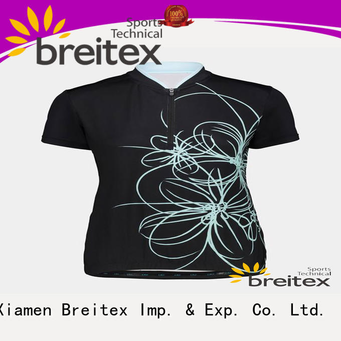 Breitex wholesale cycling outfit fine workmanship competitive price