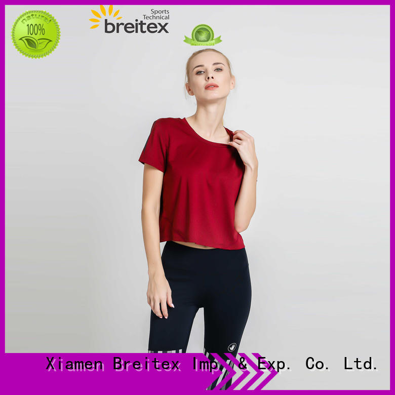 Breitex popular performance running wear best quality