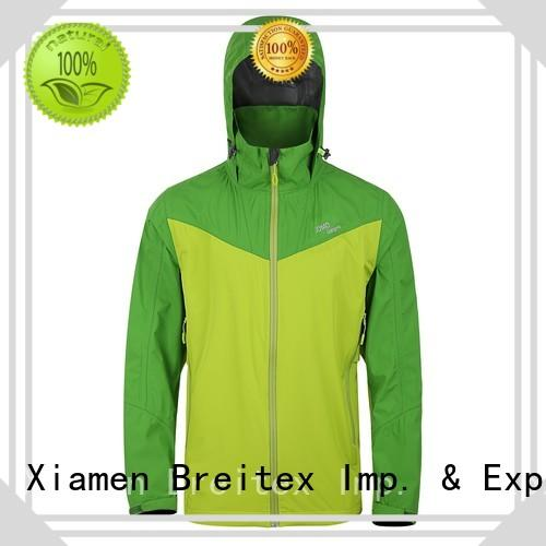 Breitex womens black winter jacket professional at sale