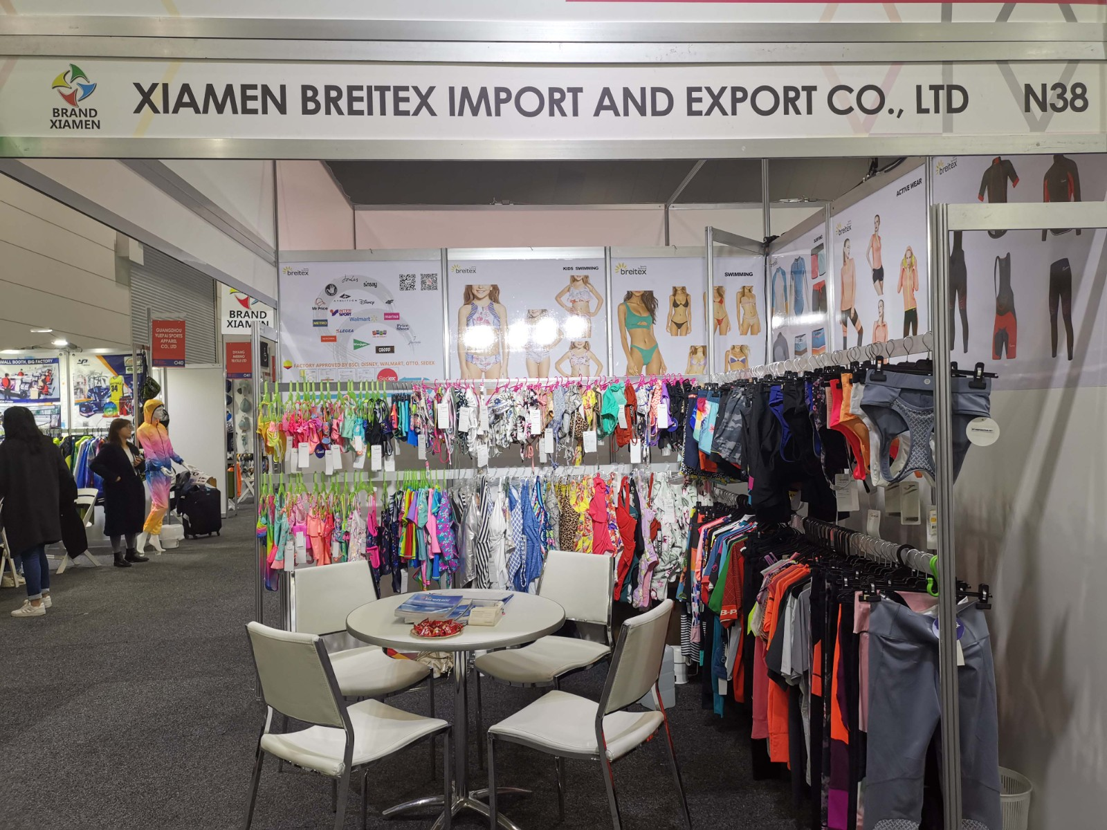 news-China Clothing Textile Accessories EXPO 2019-Breitex -img
