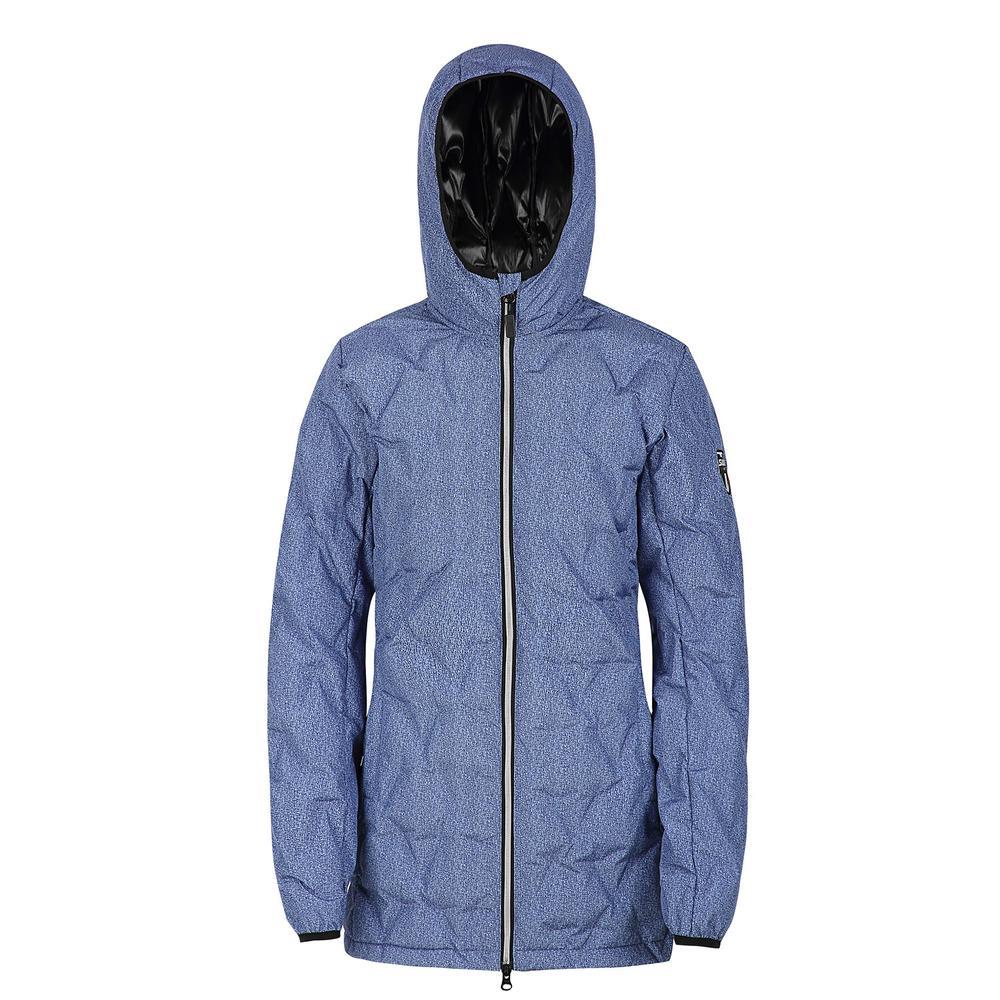 Ladies down jacket - hot fused jacket
