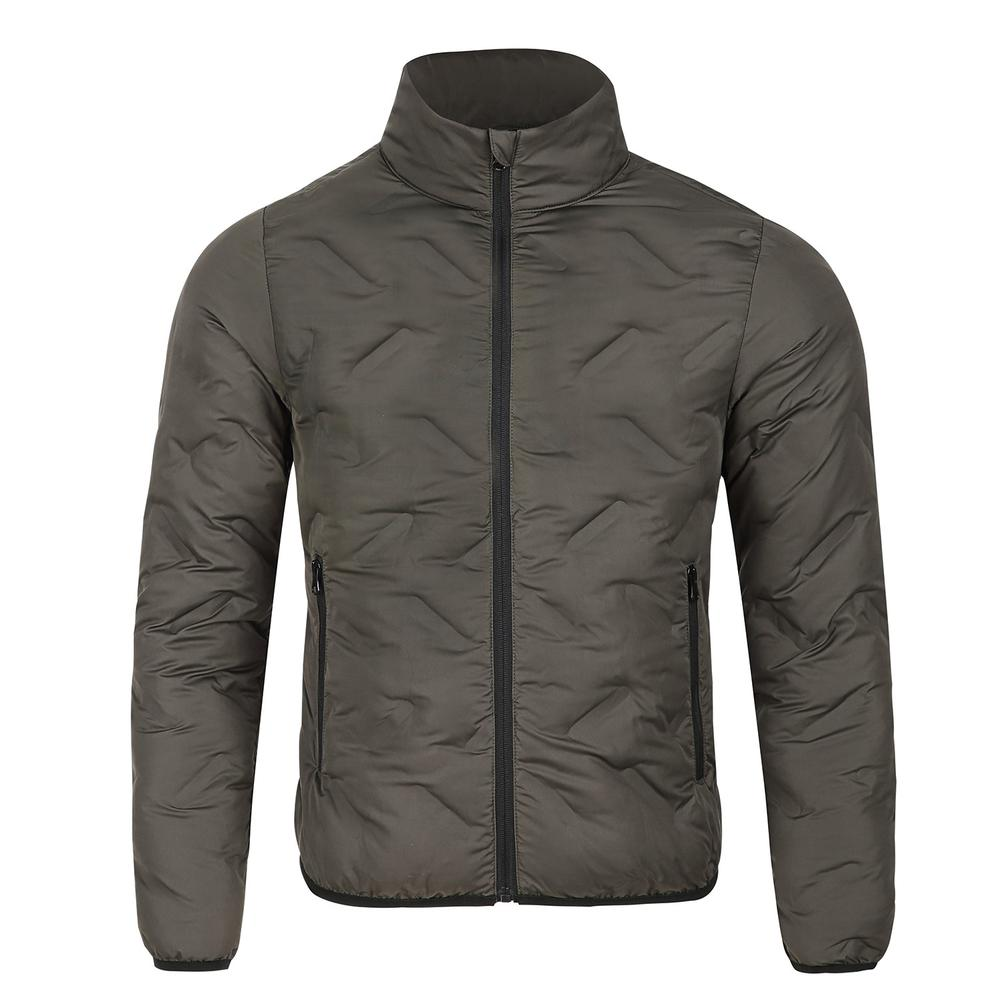 new style-padding jacket with hot fused