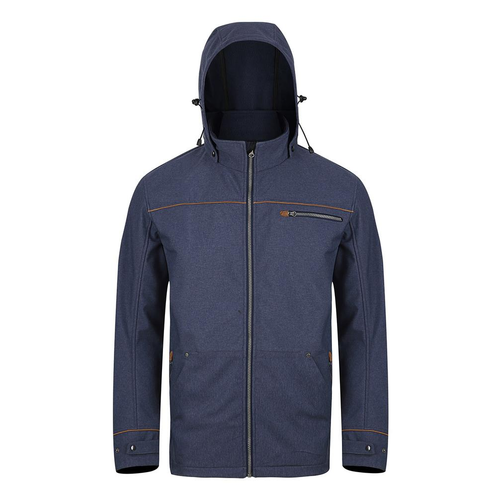 HOT-softshell jacket for man