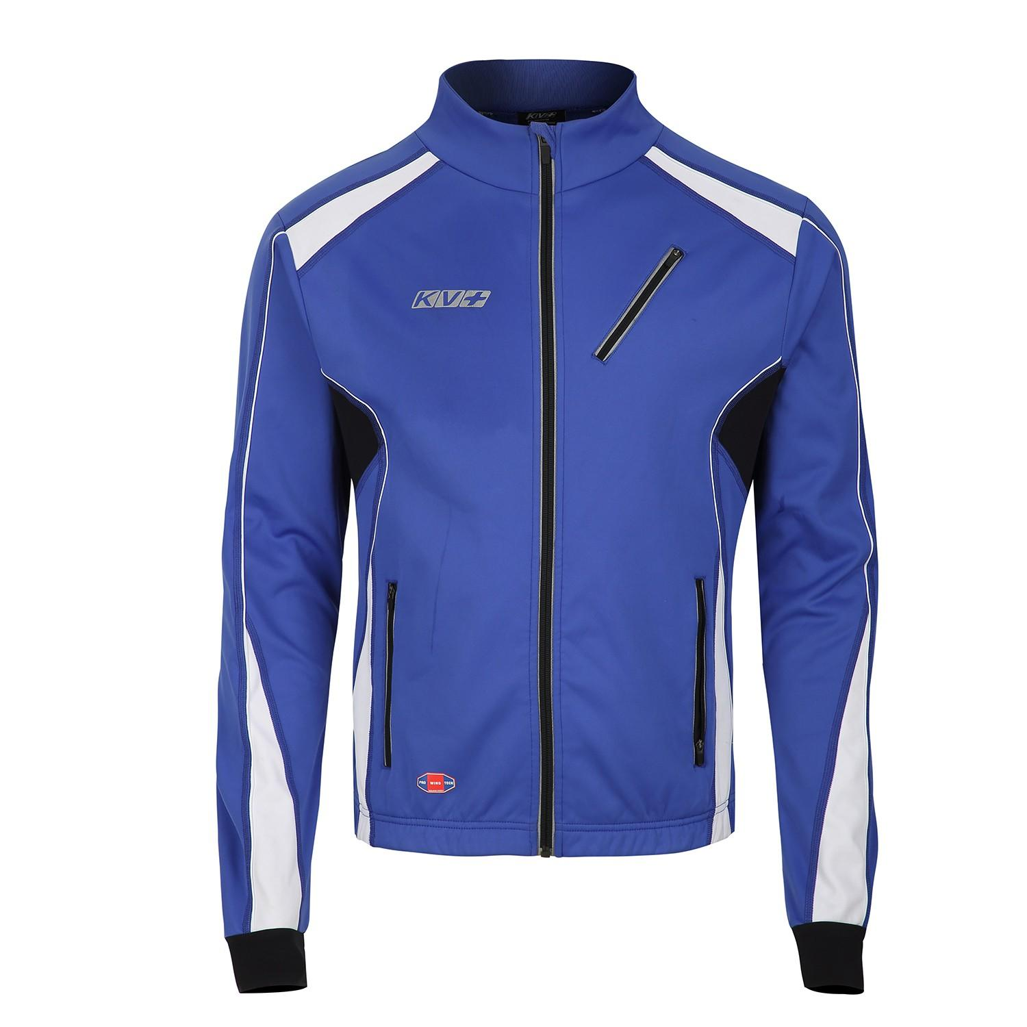 sports wear-hybrid jacket with silicon anti slip tape