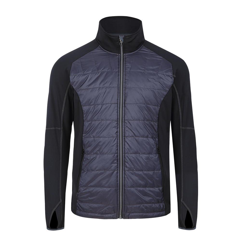 hybrid padding jacket-unisex jacket