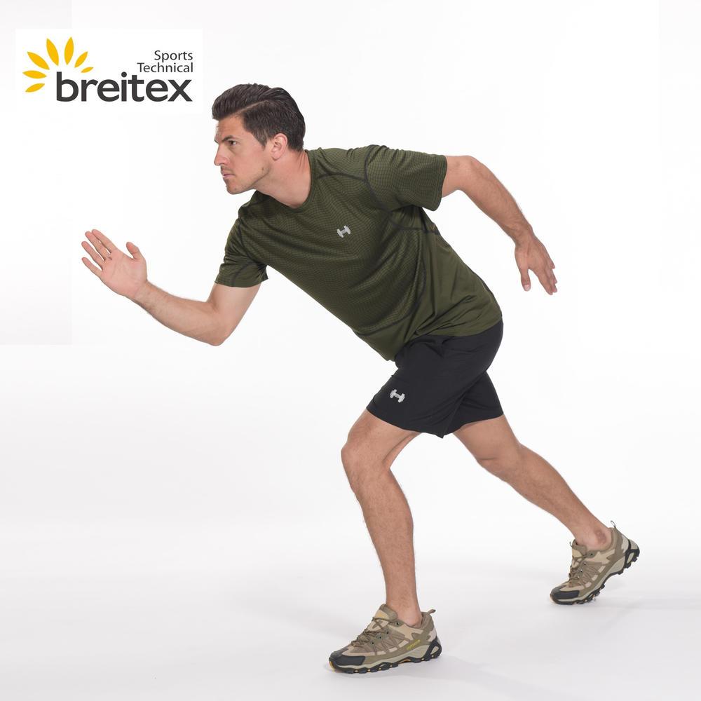 men's sports short sleeved t-shirt - BT20SP0324001-RUNNING WEAR- on sale
