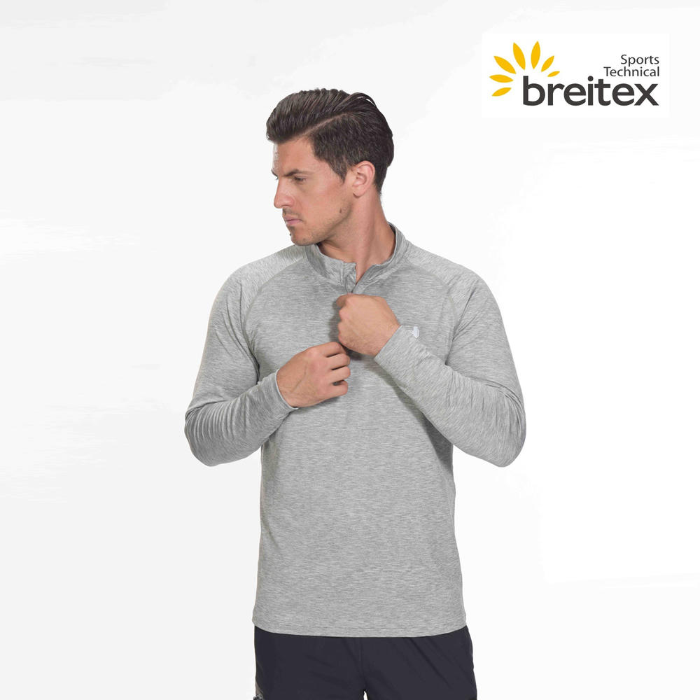 Men's sport long sleeve  Lapel shirt  - BT20SP0325010-RUNNING WEAR- on sale