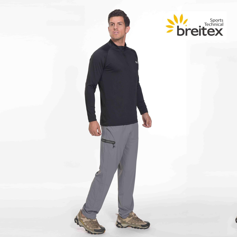 product-Breitex-Mens sport long sleeve Lapel shirt - BT20SP0325010-RUNNING WEAR- on sale-img-1