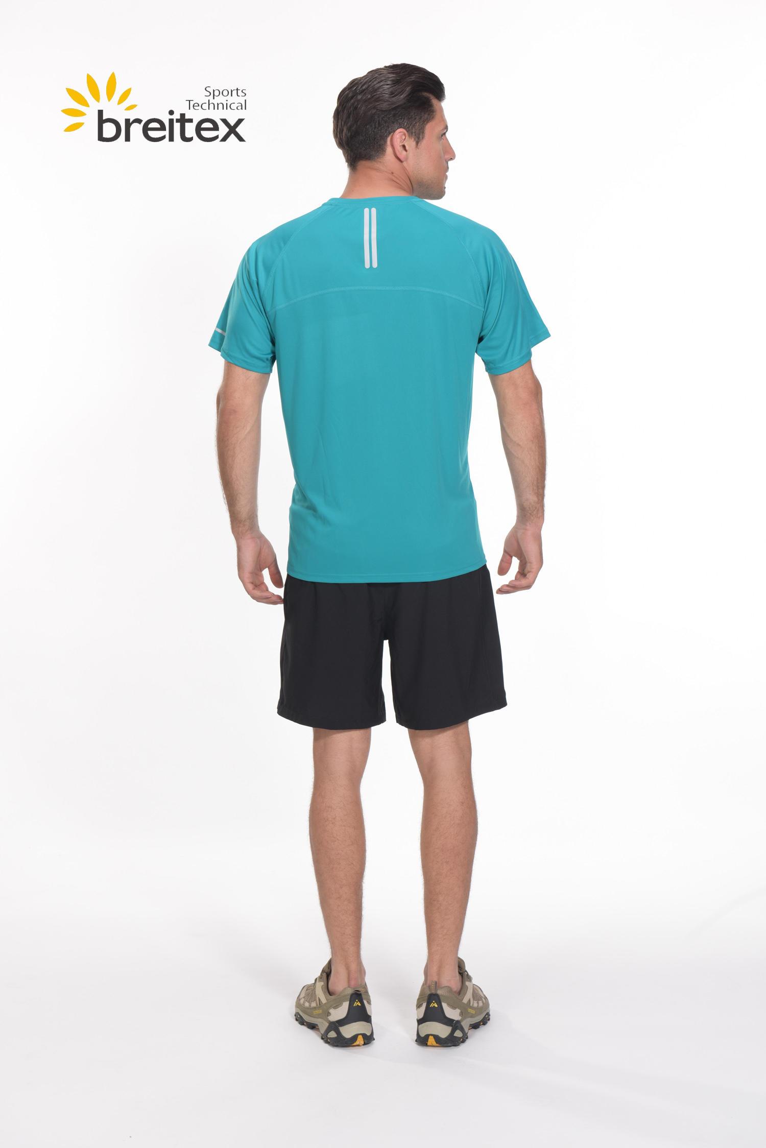 product-Breitex-Men Running Wear Short Sleeve Plain T-Shirt - on sale-img