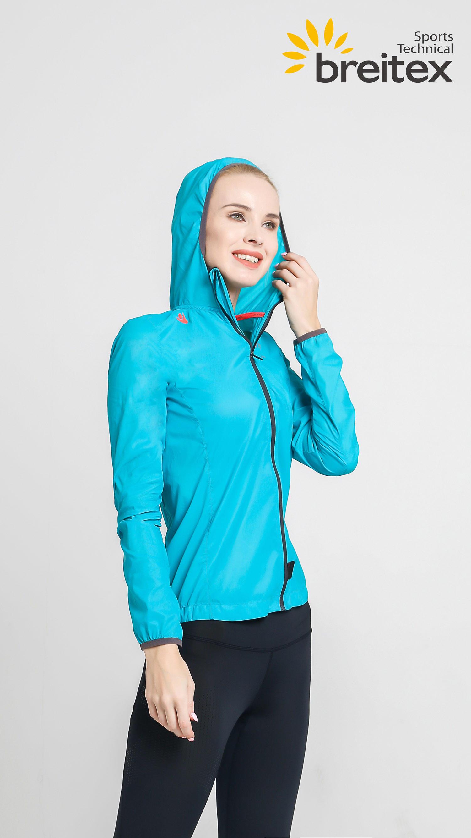 product-Breitex-Womens lightweight water repellent windbreaker jacket from Breitex-img