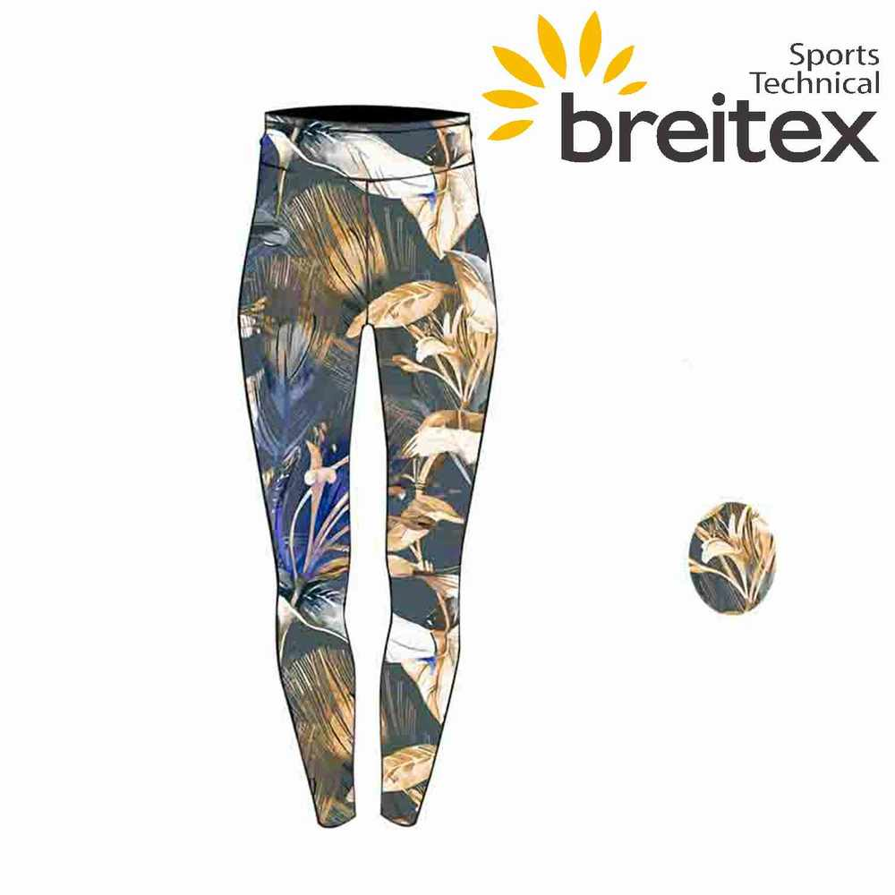 Top Quality Customized OEM Woman Legging sportswear, Fitness, Yoga pants, Digital print Wholesale-Breitex