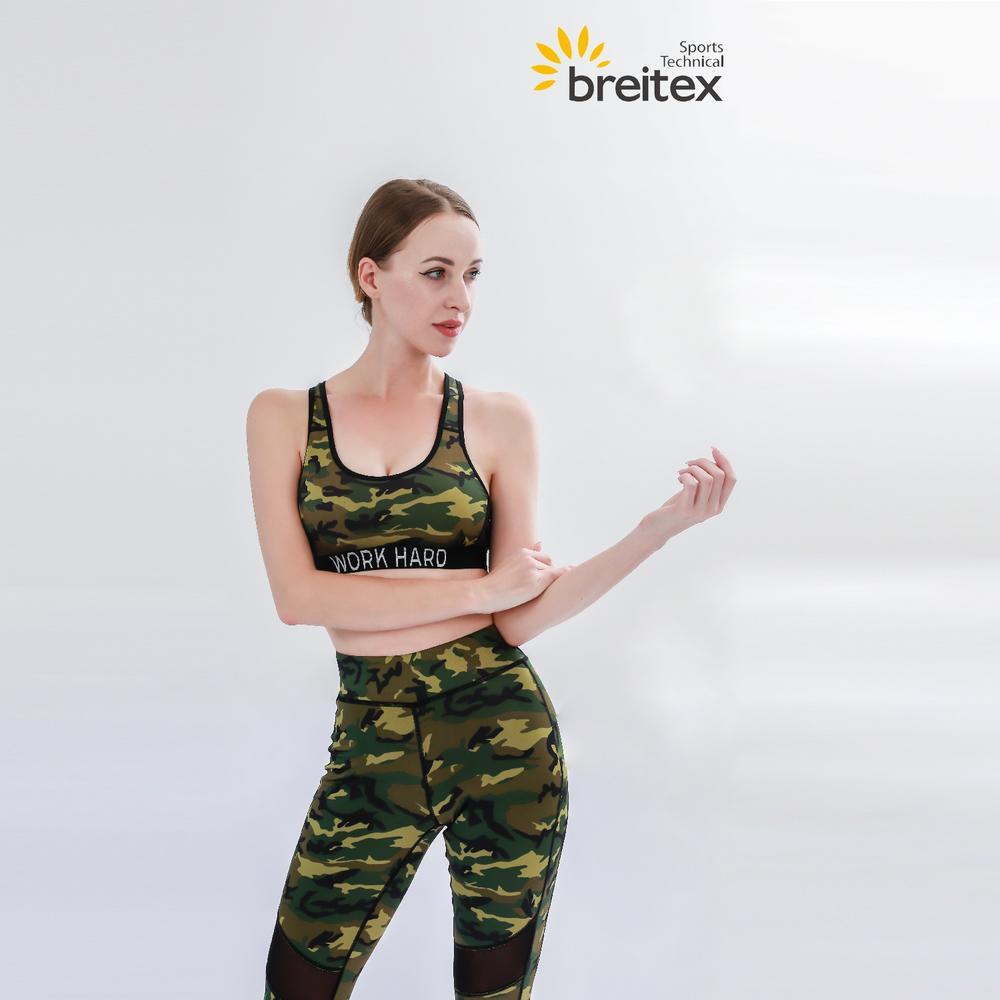 Professional Women's Long-Line Perfect Performance Sports Bra Supplier-Breitex