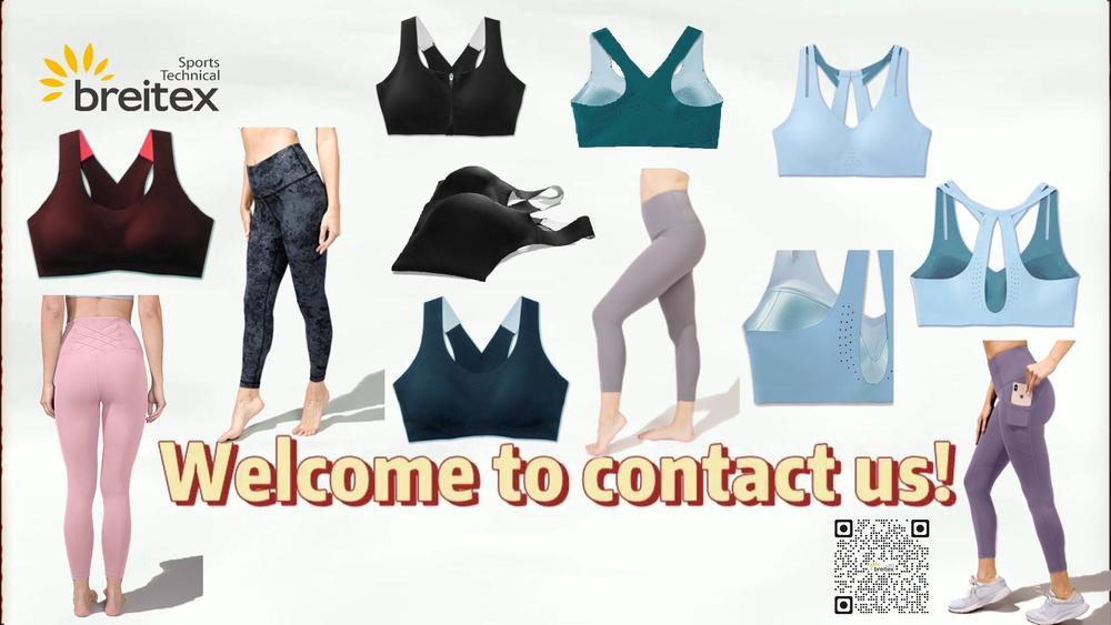 Activewear from Breitex