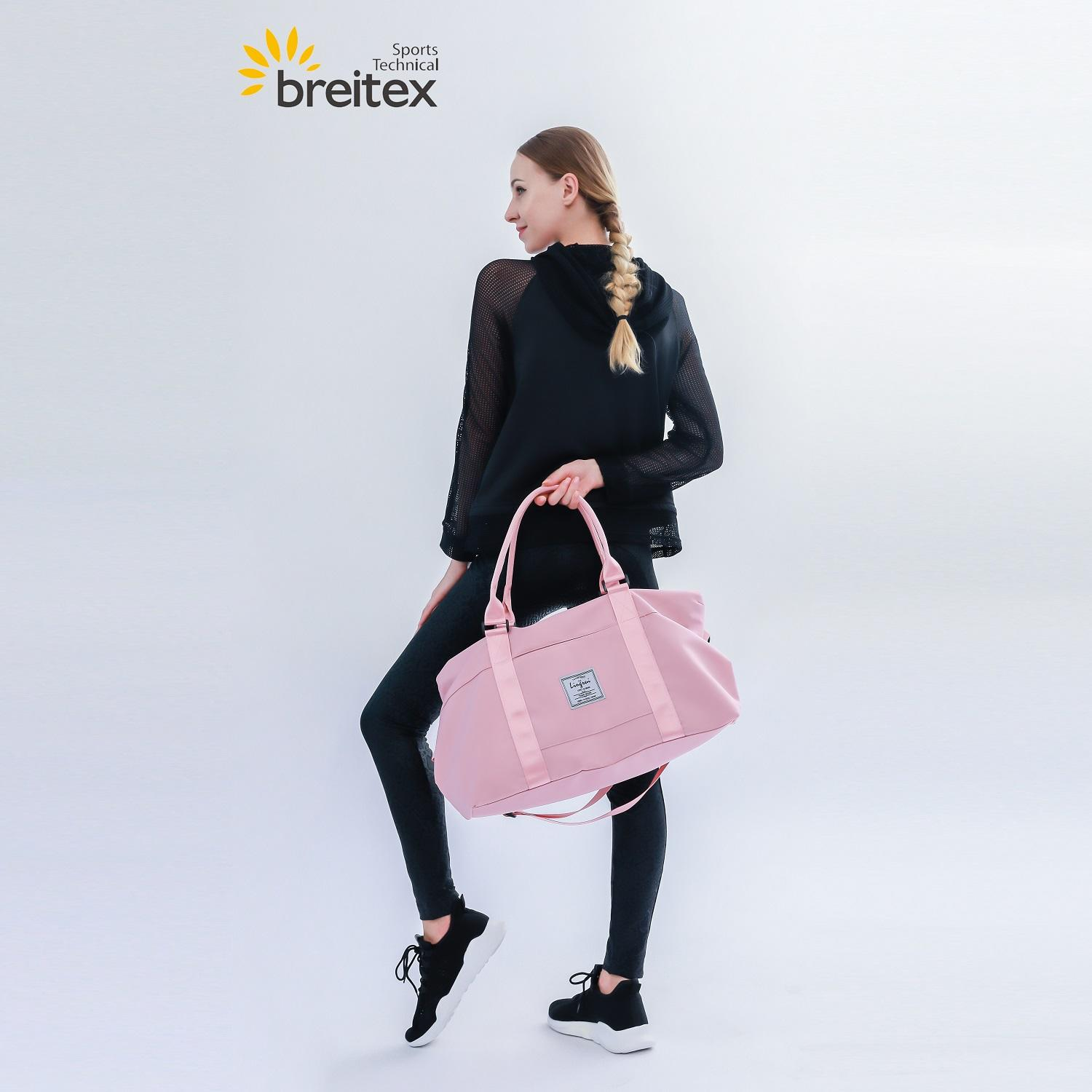 product-Best Quality Womens run-bra and legging with mesh jacket Factory-Breitex-img-1