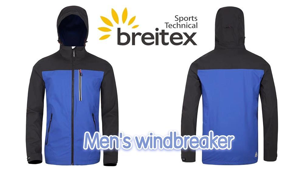 Men's windbreaker