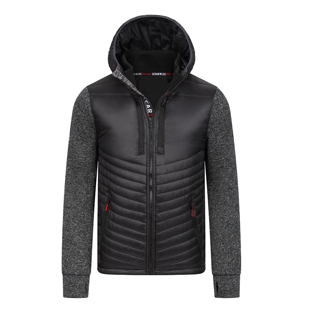 Hybrid Jacket-Men's winter Jacket