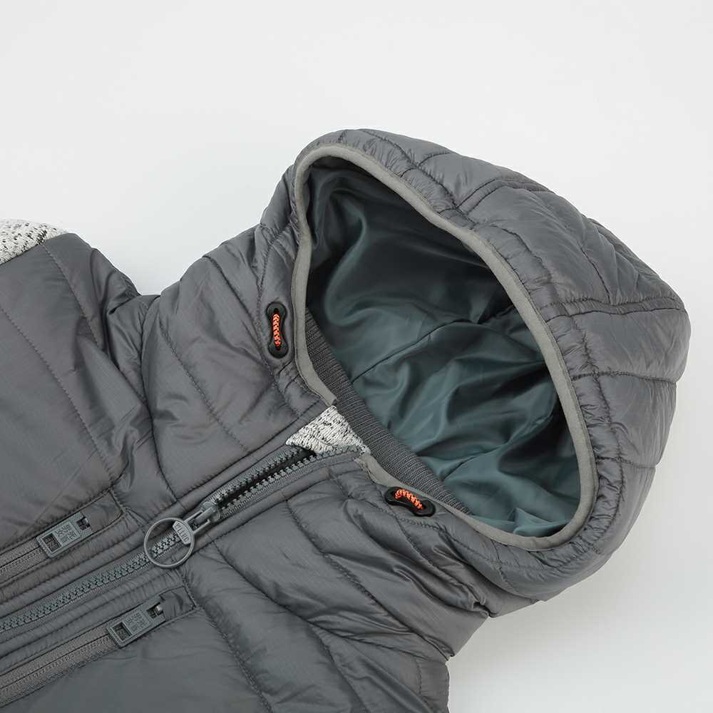product-Breitex-Mens jacket with Knitted sleeve-img