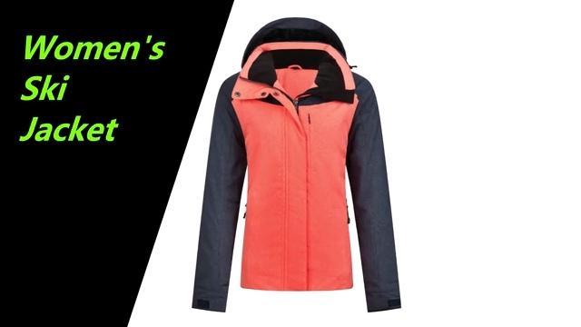 Women's Ski Jacket from Breitex