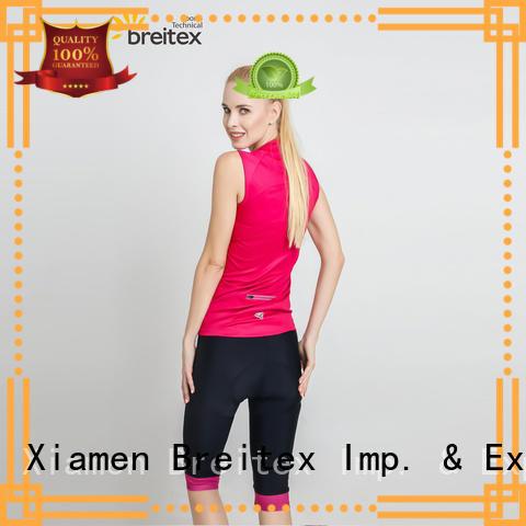 Breitex biking apparel chic design