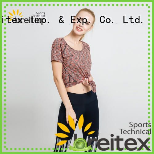 Breitex oem&odm women running wear personalized for exercise