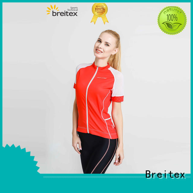 Breitex wholesale cycling outfit exercise competitive price