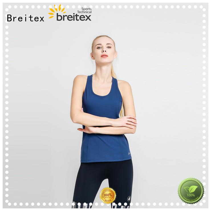 Breitex woman running apparel laser-cut at favorable price